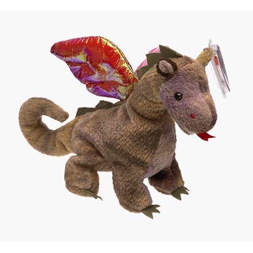 - Ty Beanie Babies - Scorch the Dragon by Beanie Babies - Dragons