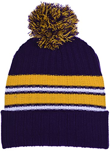 Top 10 recommendation yellow beanie blue stripe 2019