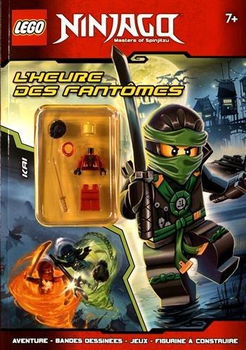ff95f166db6a8d Lego Ninjago Masters of Spinjitzu : L'heure des fantômes - Avec une ...