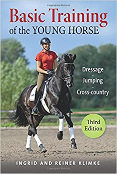 Book The Basic Training of the Young Horse