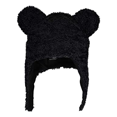 39aec3aac3f Amazon.com  Obermeyer 78030 Kid s Ted Fur Hat  Clothing