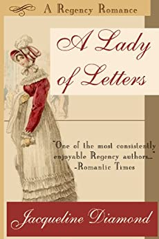 A Lady of Letters by [Diamond, Jacqueline]