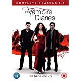 The Vampire Diaries - Season 1-3 Complete