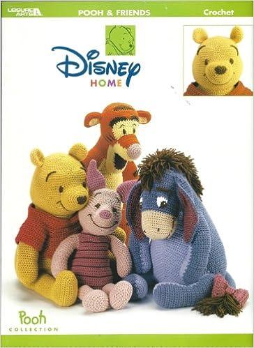Tutorial: amigurumi Winnie The Pooh e Ih-Oh a uncinetto | Alessia ... | 499x364