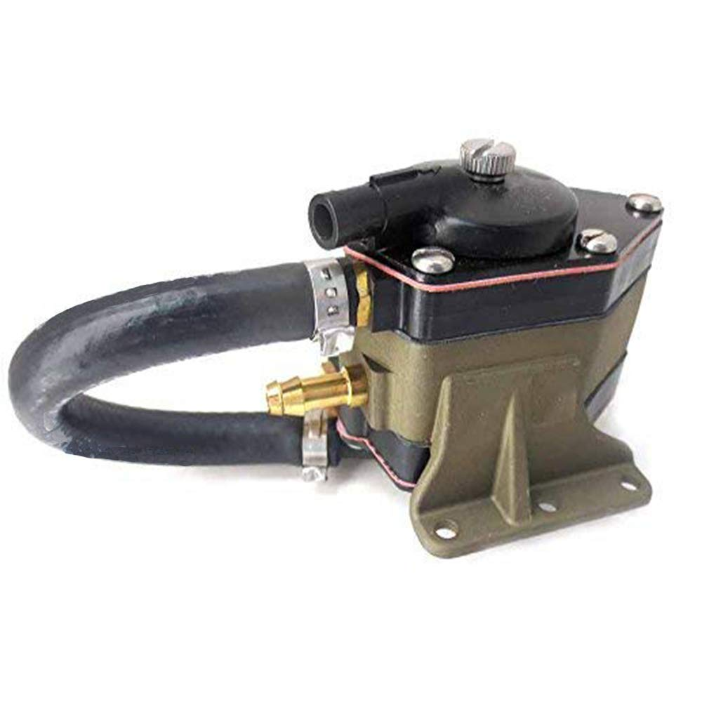 VRO Oil Injection Conversion Fuel Pump for Johnson Evinrude Replaces #5007420//5007422