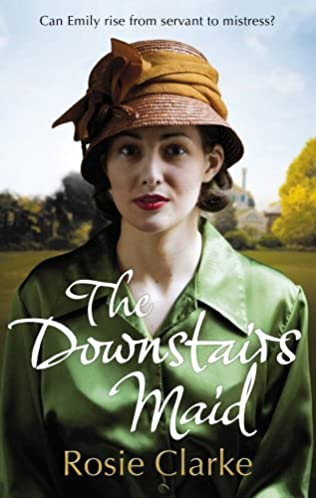 book cover of The Downstairs Maid