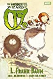 The Wonderful Wizard of Oz (Graphic Novel) (Hardcover)
