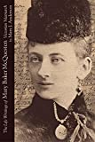 The Life Writings of Mary Baker McQuesten: Victorian Matriarch