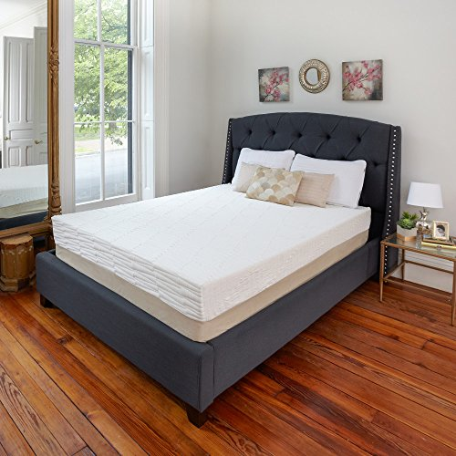Classic Brands Natural Sleep Kiera Talalay Latex Memory Foam