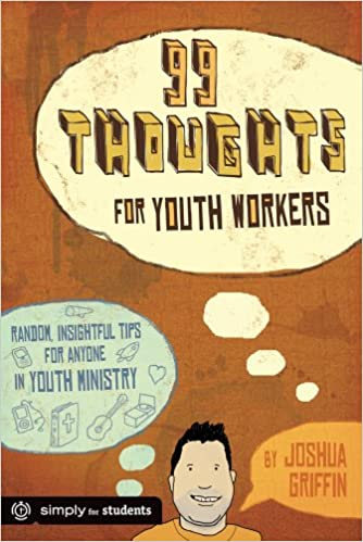 Cover of 99 Thoughts for Youth Workers