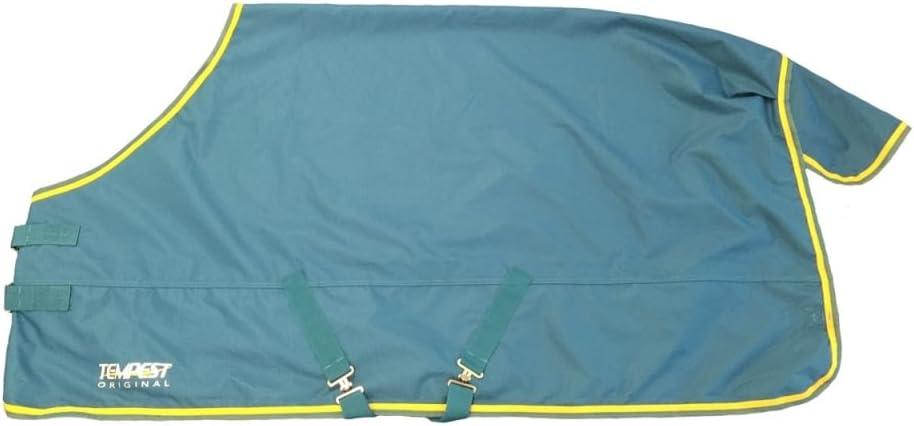 SHIRES TEMPEST ORIGINAL Lite Std Turnout Rug BNWT Cobalt//Yellow