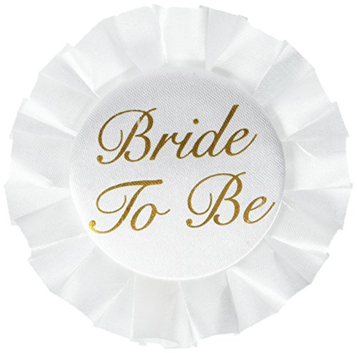 Bride Satin Button Party Accessory product image
