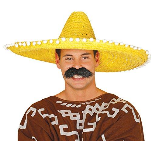 Guirca - Sombrero mexicano paja c6557482a7c