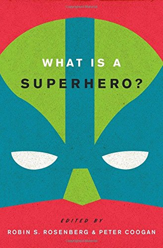 Image of What is a Superhero?