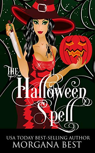 Halloween Wishes For Boyfriend (The Halloween Spell: Witch Cozy Mystery (The Kitchen Witch Book)