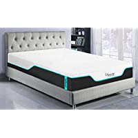 DynastyMattress NEW! CoolBreeze2-SOFT Cooling Gel Memory Foam Mattress-KING