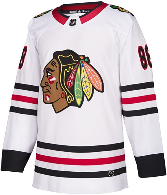 adidas Patrick Kane Chicago Blackhawks Authentic NHL Hockey Jersey