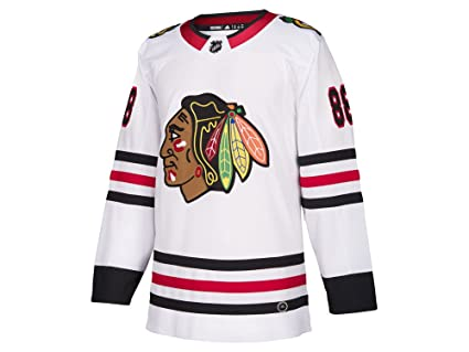 df99dcc9bd3 Image Unavailable. Image not available for. Color: adidas Patrick Kane  Chicago Blackhawks Authentic Away NHL Hockey Jersey