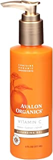 product image for Avalon Organics Vitamin C Cleansing Gel, 6 Fl Oz