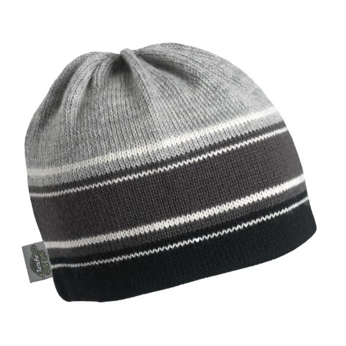 - Turtle Fur Men's Skipper, Classic Wool Knit Ski Hat, Black