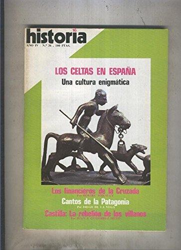 Historia 16 numero 036: Los Celtas en España: Amazon.es: Varios: Libros