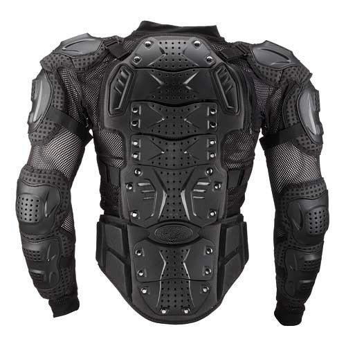 Ediors® Motorcycle Full Body Armor Protector Pro Street Motocross ATV Titan Sport Jacket Shirt (XX-Large) by Ediors (Image #2)