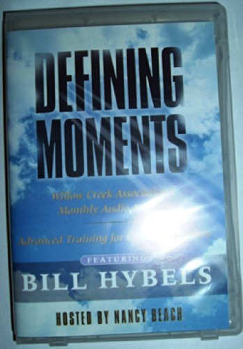 Defining Moments - Lessons Learned: Willow Creek's Strategic Plan - Bill Hybels with Greg Hawkins - Audio Cassette
