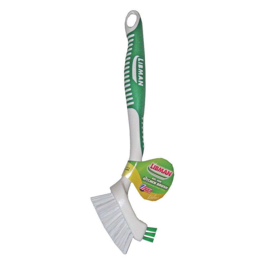 Amazon.com: Libman Big Job Kitchen Brush: Home & Kitchen