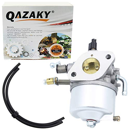 QAZAKY Carburetor Replacement for EZGO Golf Cart 295cc Gas 4-Cycle Engine 1991-UP TXT Medalist Marathon Freedom ST Carb 26645G01 26645G03 26645G04 26725G01 26726G01 26727G01 72558G02 72558G03 72840G01 ()