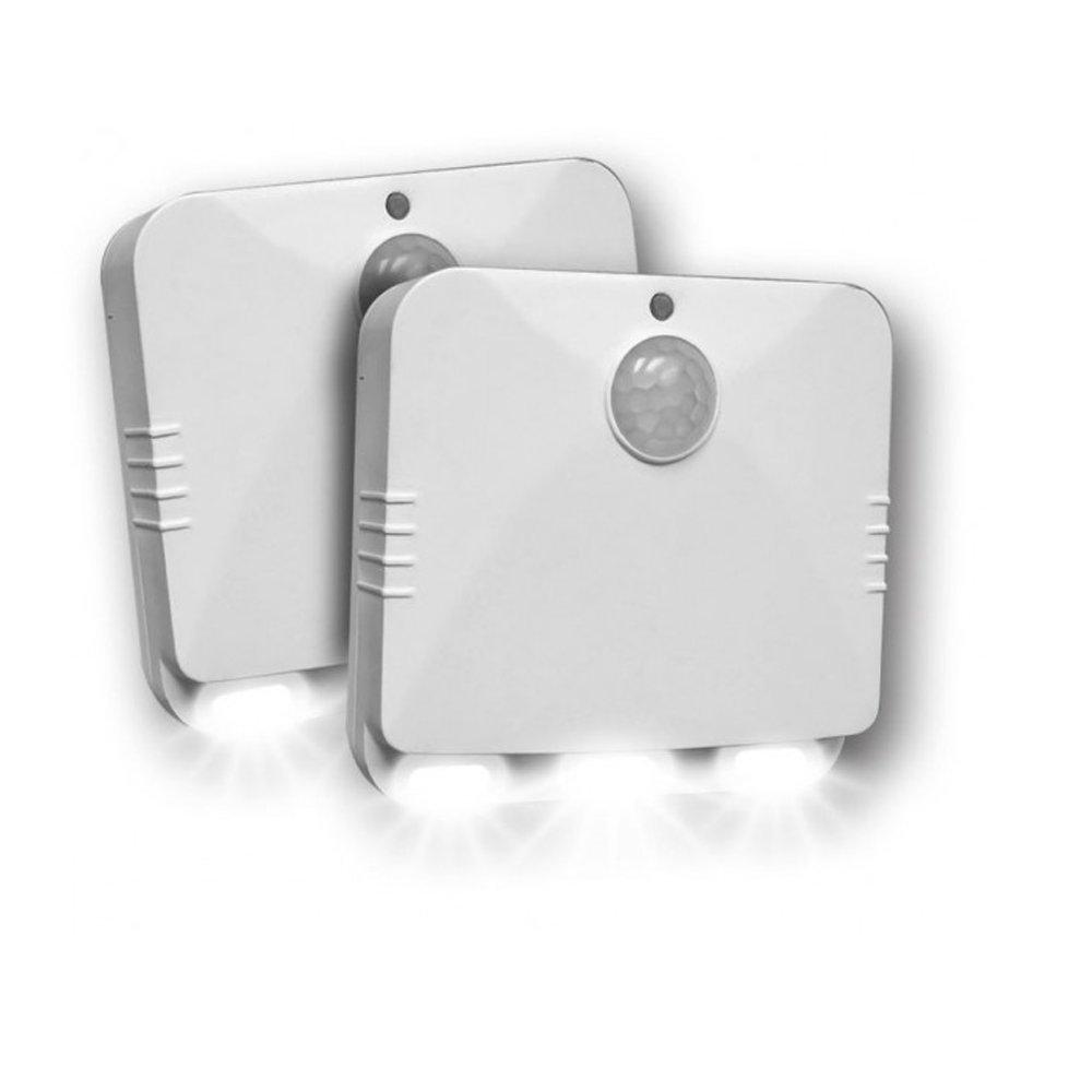 Motion Bright LED Lights (Pack of 2) Motion Sensitive