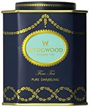 Wedgwood Everyday Luxury Pure Darjeeling Caddy, 125g, Blue