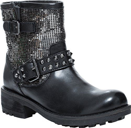 Most Comfortable Womens Motorcycle Boots - 8