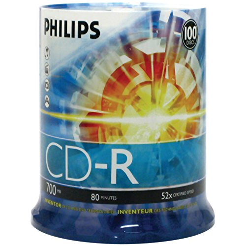Philips D52N650 CD-R 100