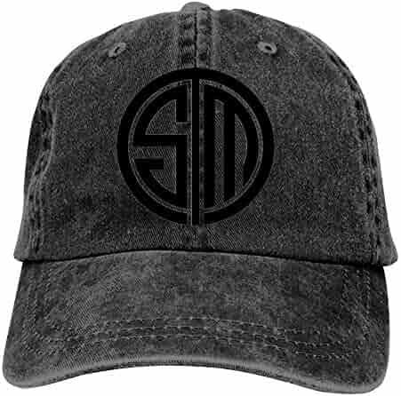 697e5ae662386 TSM - Team SoloMid E-Sport Unisex Baseball Caps Adjustable Cowboys Hat
