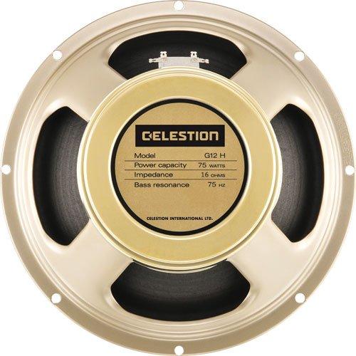 CELESTION G12H-75 Creamback, 12-Inch 75W 16ohm guitar speaker