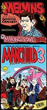 Melvins the making love demo Brian Walsby Melvins Manchild 3 Making Love Demos By Brian Walsby Melvins 2007 10 09 Amazon Com Music
