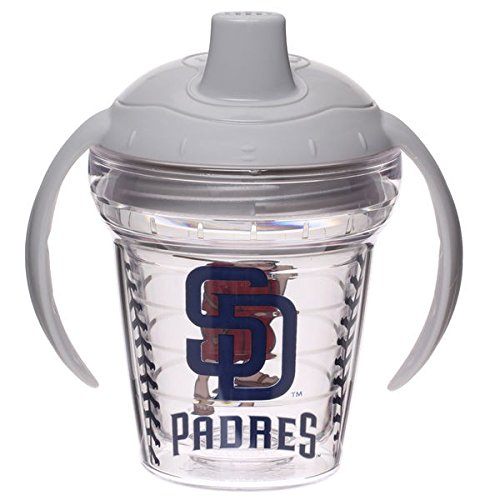 San Diego Padres Tervis 6oz. Mascot Sippy Cup
