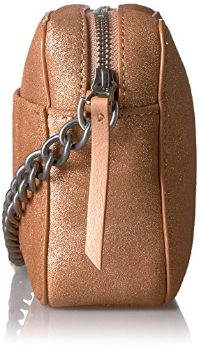Crossbody Brand Praline Small Womens copper Dray Lucky wSITqS