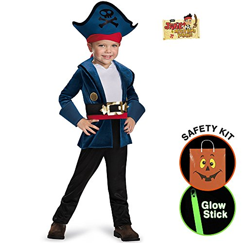 Toddl (Jake And The Neverland Pirates Costumes Toddler)