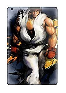 Amanda W. Malone's Shop Hot 1286033K66057657 Hot Design Premium Tpu Case Cover Ipad Mini 3 Protection Case(street Fighter)