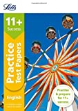 Letts 11+ Success — 11+ English Practice Test Papers - Multiple-Choice: For The Gl Assessment Tests