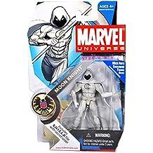 "Marvel Universe 3 3/4"" Series 4 Action Figure Moon Knight"