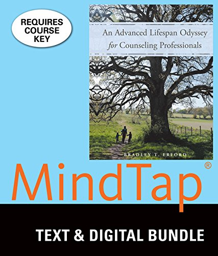 Bundle: An Advanced Lifespan Odyssey for Counseling Professionals, Loose-leaf Version, 1st + LMS Integrated for MindTap Counseling, 1 term (6 months) Printed Access Card