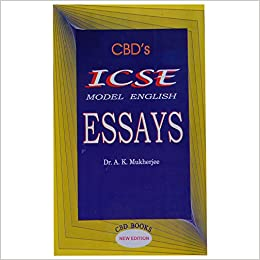 An Essay On Reading  Kean University Essay also Description Essay Example Buy Icse Model English Essays Cbd Book Online At Low  Essay Vs Paper