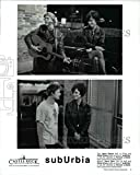 Vintage Photos Historic Images 1987 Press Photo Jayce Bartok Parker Posey Steve Zahn in Suburbia - cvp30194-10 x 8