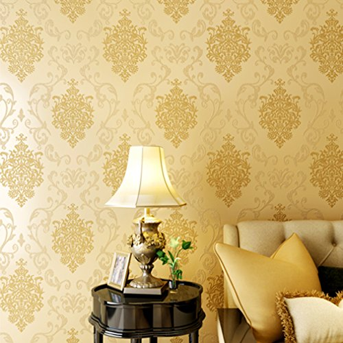 Modern upgraded environmental protection non woven fabrics for 3d wallpaper for home uae