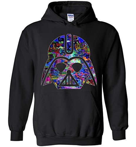 Peace And Love Hooded T-Shirt - 1