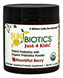 Sunbiotics Probiotic Chocolate Bar, Pure Peppermint, 1.25 oz