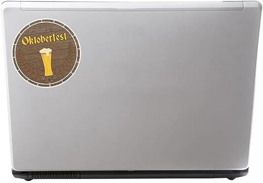 2 x 30cm//300mm Oktoberfest Vinyl Sticker Decal Laptop Travel Luggage Car iPad Sign Fun #5182