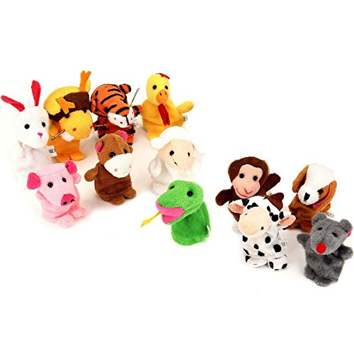 Finger Puppets Danibos Stories Christmas product image